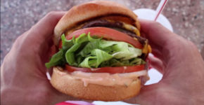 Life Hacks Sommer Eis Burger Ameisen