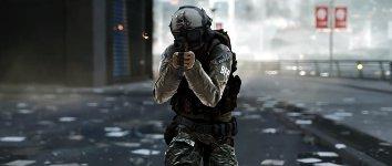 Soldat Battlefield 4