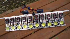 1000W LED Taschenlampe 90000 Lumen