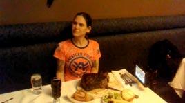 Steak essen Weltrekord, Molly Schuyler