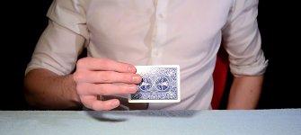 3 Kartentricks mit Lösung