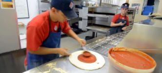 Pizza schnell zubereiten