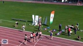 4 x 400 m Staffel Finale