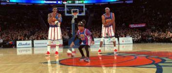 Basketball Harlem Globetrotters