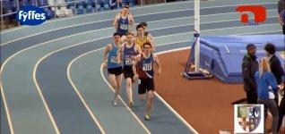800m Leichtathletik, Stabhochsprung Fail