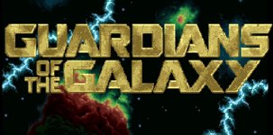 Guardians of the Galaxy in 8 Bit