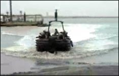 British Attack, Army, Strand, Video, lustig