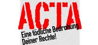acta, protest