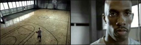 Detroit Piston's Chauncey Billups