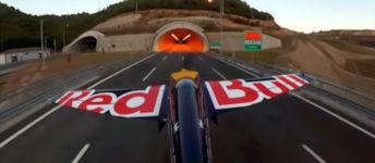 Flugzeug Çatalca-Tunnel Weltrekord