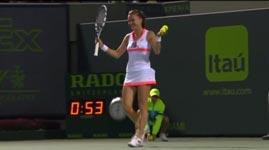 Agnieszka Radwanska, Tennis