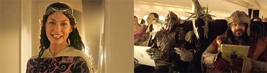Air New Zealand, Flugsicherheitsvideo