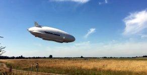 Airlander-10 crash