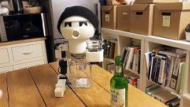 Trink-Roboter
