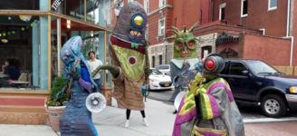 Alien Band hits Peekskill