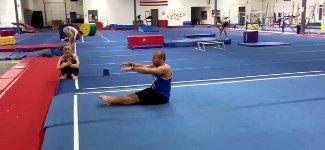 Amazing Acrobatic Skills