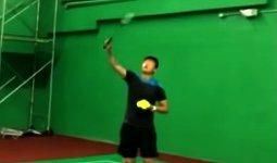 Amazing Badminton Skills
