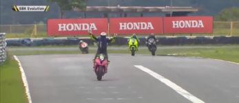 Andre Veríssimo Super Bike