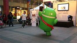 google android maskottchen