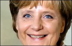angela merkel, paris hilton