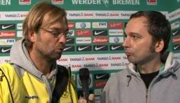 Arnd Zeigler, Jürgen Klopp, BVB, Werder Bremen