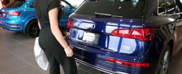 Audi vs Lada