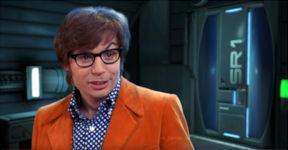 Austin Powers Mass Effect