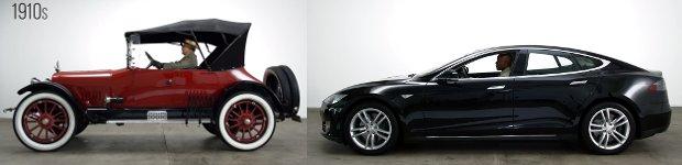 100 Jahre Auto
