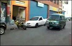 Auto, Bremsen, Überschlag