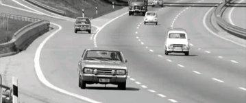 Fahrregeln Autobahn