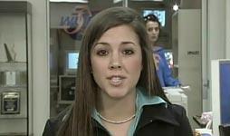 Awkward Kristin, Fernsehen, im Bild