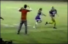 the axe effect, football