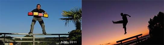 AZO Showreel 2011