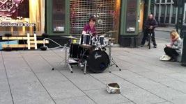 Baard Kolstad, drums