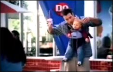 baby  wants blizzard cheesequake, video