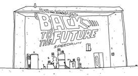 Zurück in die Zukunft, Speedrun