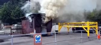 Rauchgasexplosion
