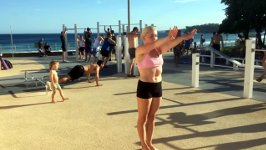 Backflip Burpees