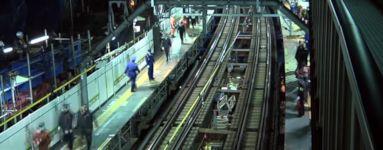 Ubahn Japan Umbau