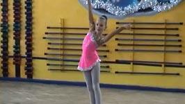 Ballett, Show stehlen, upstage