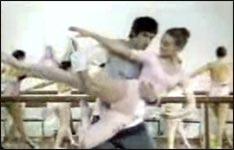 heißer ballettunterricht