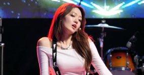 Bambino Eunsol Redfoo New Thang tanzen