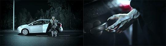 Hyundai Veloster, Werbespot