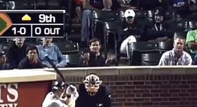 Baseball, Fan, BJ