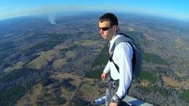 Basejump vom 600m Turm