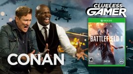 Conan Terry Crews Battlefield1 xbox one