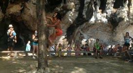 Baum klettern, Mowgli