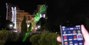 Lasershow Handy