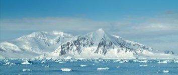 Schönheit der Antarktika