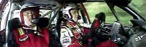 autofahren, beifahrer, angst
